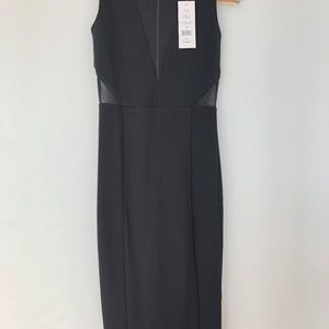 French Connection Black dress - 'Lula'